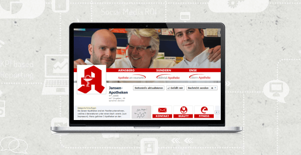 Apotheken Social Media Marketing Lokales Online Marketing