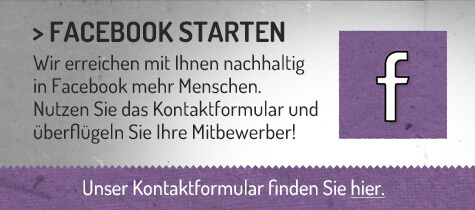 Abbildung Call to Action für Facebook Marketing Zusammenarbeit