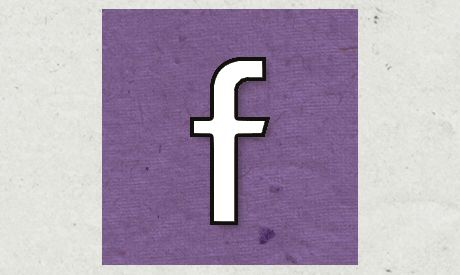 Facebook Icon Abbildung