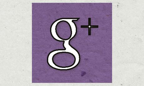 google plus Icon Abbildung