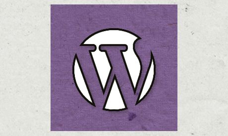 wordpress Icon Abbildung