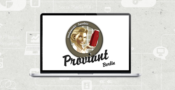 Social Media Marketing Beispiel Proviant Berlin