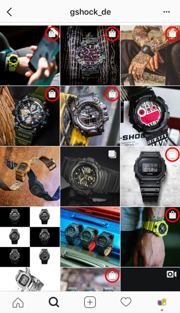 Instagram Shopping – Best Practice Case