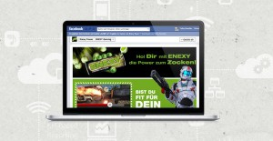 ENEXY POWER Facebook Abbildung