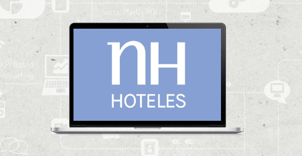 NH Hoteles Facebook Marketing Kampagne Übersicht